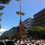 祇園祭と山鉾の由来やだんじりの始まりについて