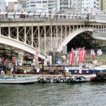 大阪天神祭について陸渡御や船渡御とは何なのかや日にちなど