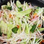 中華料理で油通しをする理由や初心者も出来る野菜炒めを低カロリーにする意外な作り方